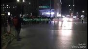 Протестът тръгна от Съдебната палата и стигна до Министерски съвет