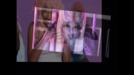 Nicki Minaj-starships collab felilona2000