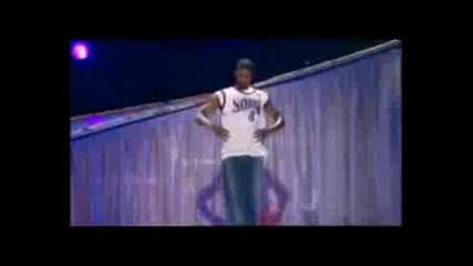 Usher - You Make Me Wanna [live]