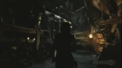 Tomb Raider : Orgins гейм плей 2012 Е3 конференция.