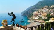 Пътуване до Италия - Позитано! ... ( Еrnesto Cortazar music) ...