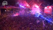 Шампионският парад на Порто след титлата в Португалия