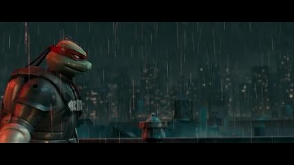 Tmnt: Teenage Mutant Ninja Turtles - Битката Между Леонардо И Рафаело