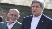 Afghan Leader Thanks U.S. Troops as Obama Expected to Slow Pullout
