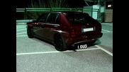 lancia delta integrale ~ on the streets