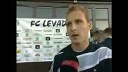 29.7.2009 Левадия - Дебрецен 0 - 1 Шл 3 пр.кръг