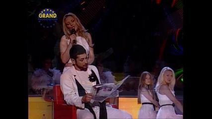 Biljana Secivanovic - Nema nade (Grand Show 18.05.2012)