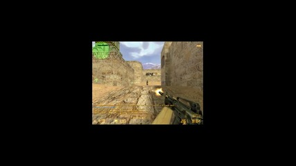 Gameplay Counter Strike 1.6 (част 1ва)