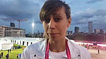 Демирева: Разочарована съм, скачах за медал