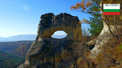 Скален феномен Осмарско око