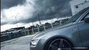 Красиво Audi A7 Vossen Wheels !