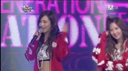 (hd) Today's Winner - Snsd ( I got a boy ) ~ M Countdown (24.01.2013)