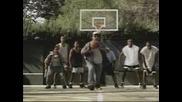 NBA Basketball - Kevin Garnett & Tim Duncan