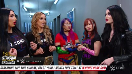 The Kabuki Warriors to face The IIconics in Tokyo: SmackDown LIVE, June 18, 2019