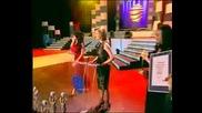 Преслава Получава Награда За Най - Успешна рекламна песен за 2006 година