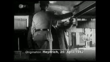 Реч Reinhard Heydrich 20 Април 1942