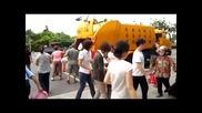 Така изхвърлят боклуците в Тайланд