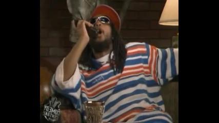 Dave Chappelle-lil Jon talking to Lil Jon