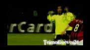 Ronaldinho - The Golden Hero by Telmoesteves24