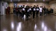 Bts ( Bangtan Boys ) - No More Dream @ Dance practice for Sbs Gayo Daejun 2013
