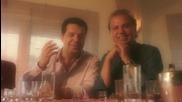 Фантастична балада !!! Metko i Muharem Serbezovski - 2014- Kafano Majko (oficial Hd Video)- Prevod