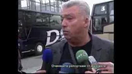 Изказването на Христо Бонев след мача Локо Пд - Сливен