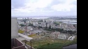 Меден рудник сниман от небостъргача :)