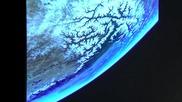 Как изглежда планетата и галактиката ни от сътелита?