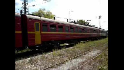 32035.8/36.6 заминава от гара Габрово