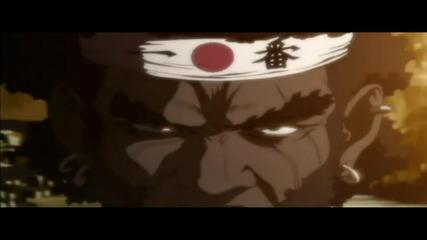 The Rza Combat Bloody Samurai Afro Samurai Rgk Video Edit 2010 Hd