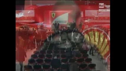 """""""Ферари"""" представи официално новия си болид"""