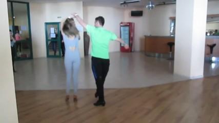 Workshop 1 - Salsa Encanto - Salsa on 1