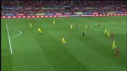 Испания 1:0 Украйна 27.03.2015