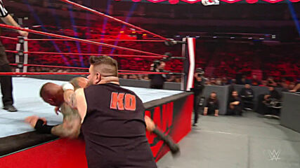 Kevin Owens vs. Randy Orton: Raw, Feb. 24, 2020 (Full Match)