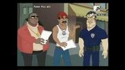 2pac & Biggie - Mtv Illustrated