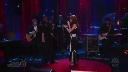 /превод/ Celine Dion - In Some Small Way /на живо/