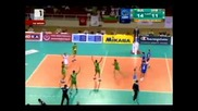 3.09.2009 България - Сърбия 3 - 2 Еп по Волейбол