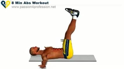 Най - добрите упражнения за корема