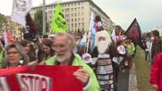 Germany: Thousands take to Berlin's streets to protest CETA and TTIP