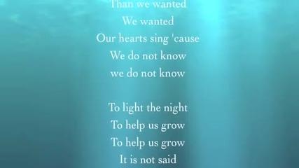 Little House - - Amanda Seyfried Text