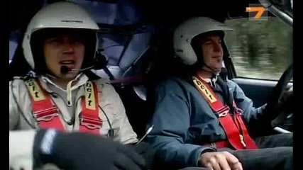 Top Gear - Кормуване по финландски с Мика Хакинен