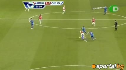 Арсенал 3 1 Челси Всички Голове