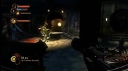 Bioshock 2 Turret Hack Gameplay