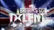 Knit n Natter - Britains Got Talent
