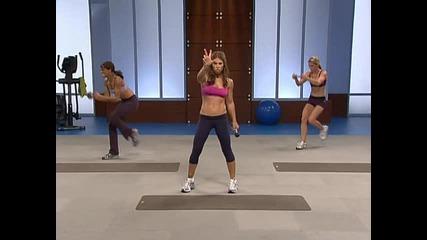Тотална тренировка за топене на мазнини, извайване на коремни мускули 2