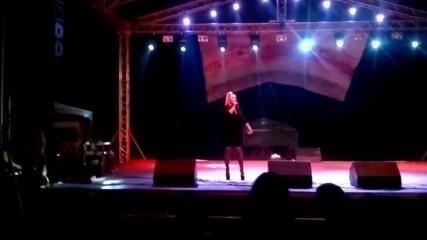 Концерта на Десислава на панира в град Видин- част -6