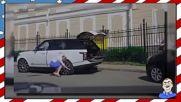 Спукана гума, проблем за жените!