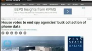Rand Paul on NSA's Spying on Americans Extension Bill