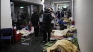Japan: Kumamoto residents take shelter following second deadly quake