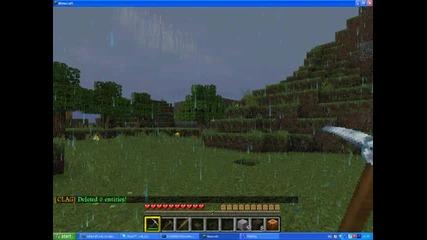 Minecraft - Как се прави Iron Golem